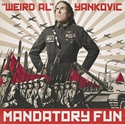 Mandatory Fun | CD