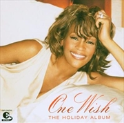 One Wish - The Holiday Album   CD