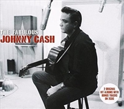 Fabulous Johnny Cash, The | CD