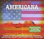 Definitive Americana | CD