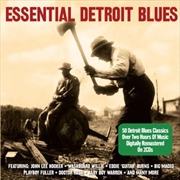 Essential Detroit Blues | CD