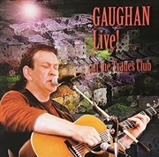 Gaughan Live! At The Trades Club | CD