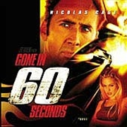 Gone In 60 Seconds | CD