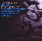 Music Of Batman, The | CD