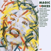 Magic Voices | CD