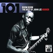 101 - Boom Boom: Best Of John Lee Hooker   CD