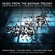 Music From The Batman Trilogy | CD