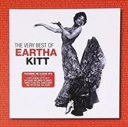 Very Best Of Eartha Kitt, The