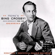 Here's Bing-Radio Broadcasts 1938-1946 | CD