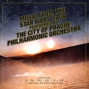 Music From The Star Wars Saga | CD