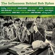 Influences Behind Bob Dylan, The   CD