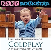 Coldplay A Head Full Of Dreams- Lullaby Renditions | CD