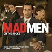 Mad Men On The Rocks | CD