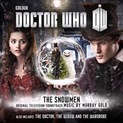 Doctor Who- The Snowmen / The Doctor The Widow And The Wardrobe | CD