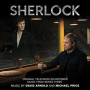 Sherlock- Music From Series 3   CD