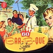 60 Bar-B-Que Sizzlers | CD