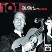 101 Devil Woman: The Best Of   CD
