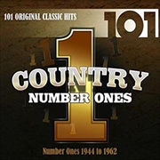 101 Country Number Ones | CD