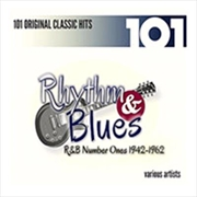 101 Randb Number Ones | CD