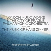 Music Of Hans Zimmer - The Definitive Collection, The | CD