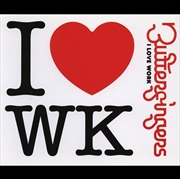 I Love Work | CD Singles