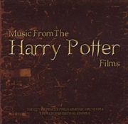 Music From The Harry Potter Films | CD