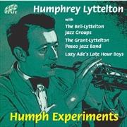 Humph Experiments | CD