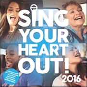 Sing Your Heart Out 2016 | CD