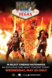KISS Rocks Vegas | DVD