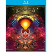 Live In Manila   Blu-ray