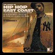 Legacy Of Hip Hop East Coast | CD