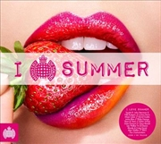 Ministry Of Sound - I Love Summer
