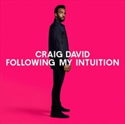 Following My Intuition | CD