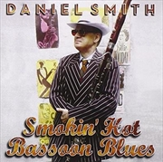 Smokin' Hot Bassoon Blues | CD