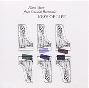 Keys Of Life - Piano Music From Celestial Harmonies