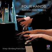 Four Hands- Australian Music For Piano | CD