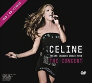 Taking Chances World Tour The Concert | CD