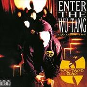 Enter The Wu-Tang Clan (36 Chambers) | Vinyl