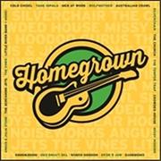 Homegrown | CD