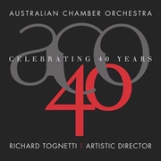 Celebrating 40 Years | CD