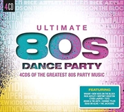 Ultimate . 80's Dance Party