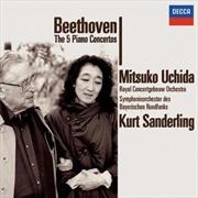 Beethoven- Complete Piano Concertos | CD