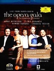 Opera Gala: Live From Baden Baden   Blu-ray