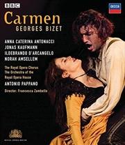 Bizet Carmen   Blu-ray