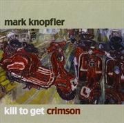 Kill To Get Crimson | CD
