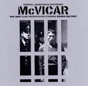 Mcvicar   CD