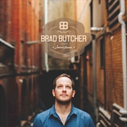 Brad Butcher And Jamestown | CD
