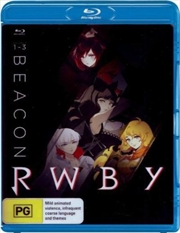 Rwby Vol 1-3:  Steelbook | Blu-ray