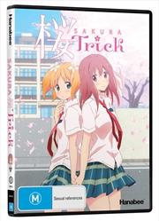 Sakura Trick | DVD