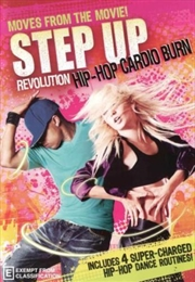 Step Up Hip Hop Cardio Burn: E